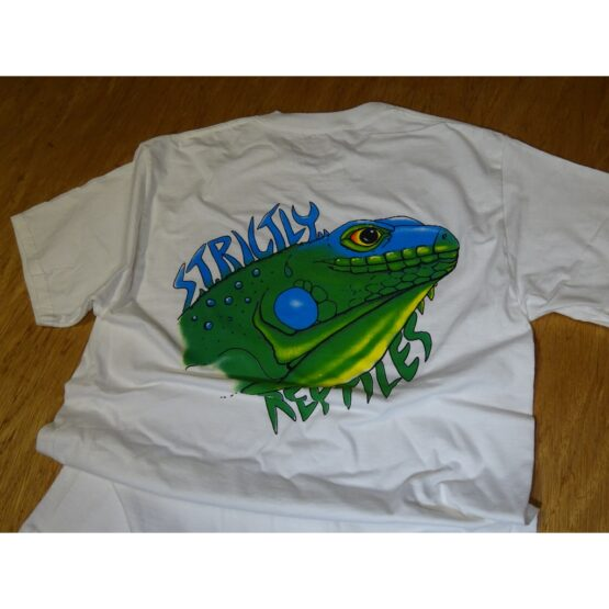Strictly's Classic T Shirt White