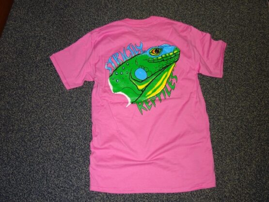 Strictly's Classic T Shirt Pink