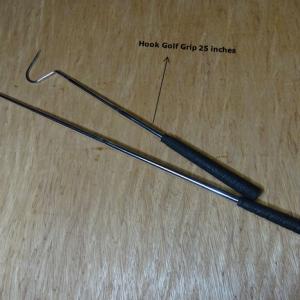 Hook Standard Golf Grip 25 inch