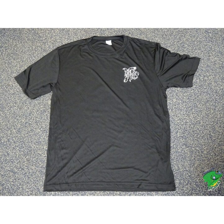 Sport Tek Strictly T shirt black front