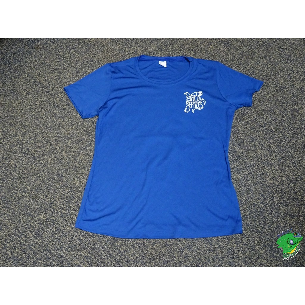 Strictly Womens U Neck T Shirt Sport Tek Dry Fit Royal Blue Strictly Reptiles Inc Indepth guides to how money is made in all major sports and premium competitions. strictly reptiles